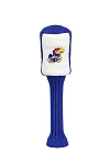 Kansas Jayhawks Single Plush Graphite Golf Headcover