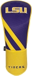 LSU Tigers NCAA Team Effort Golf Driver Headcover