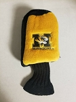 Missouri Tigers Single Plush Graphite Golf Headcover