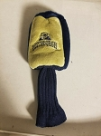 Pittsburgh Panthers Single Plush Graphite Golf Headcover