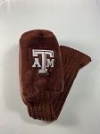 Texas A&M Aggies Single Plush Graphite Golf Headcover