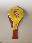 USC Trojans Fairway Nylon Graphite Golf Club Headcover