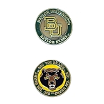Baylor Bears Golf Ball Marker