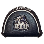 Brigham Young Cougars Mallet Golf Putter Cover