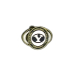Brigham Young Cougars 2 Marker Golf Hat Clip