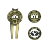 Brigham Young Cougars Golf Divot Tool Set