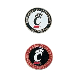 Cincinnati Bearcats Golf Ball Marker