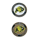 Colorado Buffalos Golf Ball Marker