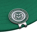 Colorado State Rams 2 Marker Golf Hat Clip