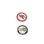 Illinois State Redbirds Golf Ball Marker