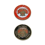 Maryland Terrapins Golf Ball Marker