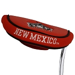 New Mexico Lobos Mallet Golf Putter Cover