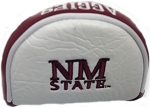 New Mexico State Aggies Mallet Golf Putter Cover