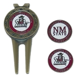 New Mexico State Aggies Golf Divot Tool Set