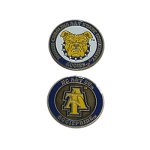 North Carolina A&T Aggies Golf Ball Marker