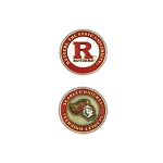 Rutgers Scarlett Knights Golf Ball Marker