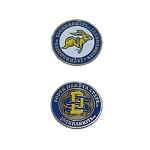 South Dakota State Jackrabbits Golf Ball Marker