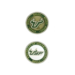 South Florida Bulls Golf Ball Marker