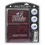 Massachusetts Minutemen Embroidered Golf Gift Set