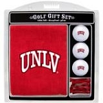 Nevada - Las Vegas Rebels Embroidered Golf Gift Set