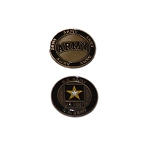 U.S. Army Golf Ball Marker