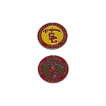 Southern California Trojans Golf Ball Marker