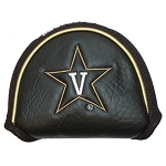 Vanderbilt Commodores Mallet Golf Putter Cover