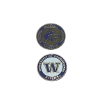 Washington Huskies Golf Ball Marker