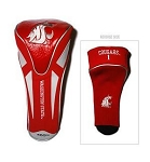 Washington State Cougars Apex Golf Driver Head Cover