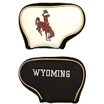 Wyoming Cowboys Blade Golf Putter Cover