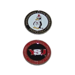 Youngstown State Penguins Golf Ball Marker