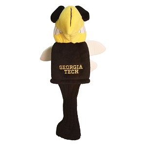 Georgia Tech Yellow Jackets Mascot Golf Head Cover