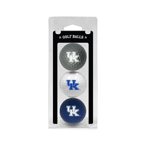 Kentucky Wildcats Golf Ball Clamshell