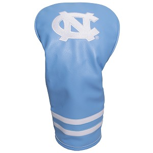 North Carolina Tar Heels Vintage Golf Driver Head Cover