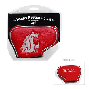 Washington State Cougars Blade Golf Putter Cover