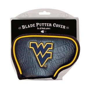 West Virginia Mountaineers Blade Golf Putter Cover